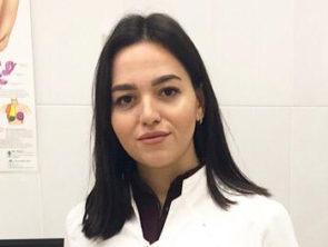 Гасымова Нармин Нурамза Кызы