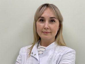 Поварницина Ольга Андреевна